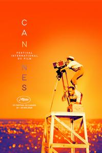 Pôster do 72º Festival de Cannes | Divulgação