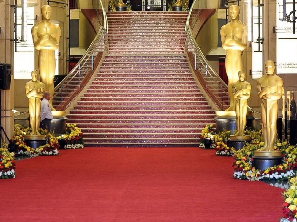 Estátua do Oscar no Dolby Theater | Foto: Jonathan Satriale (CC)