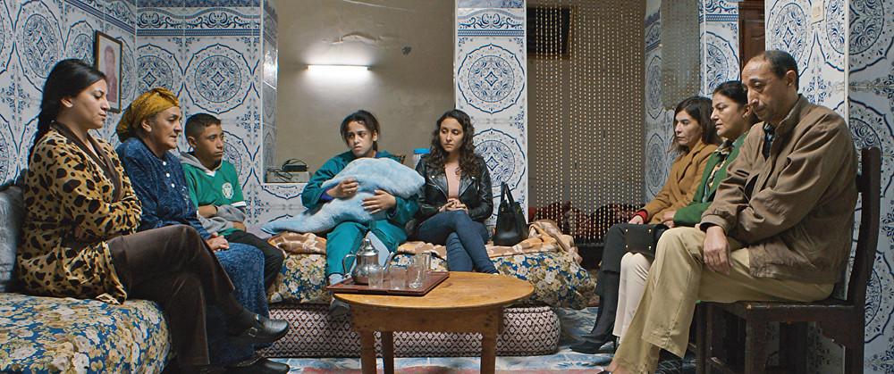 Cena do filme marroquino Sofia (2018) | Foto: Divulgação