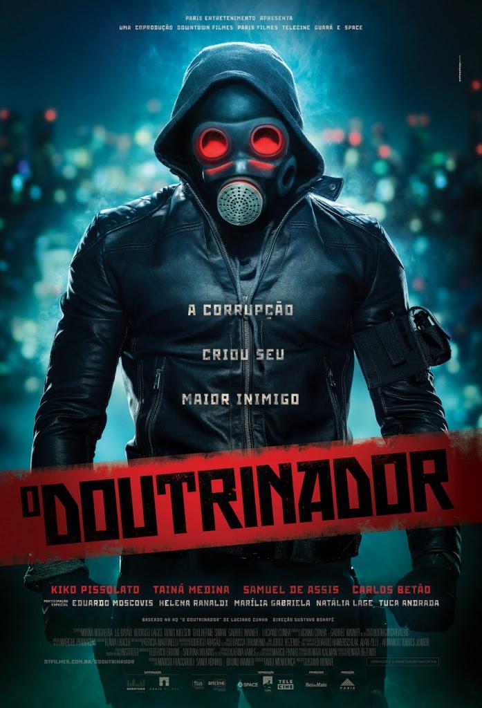 Cartaz de O Doutrinador (2018)