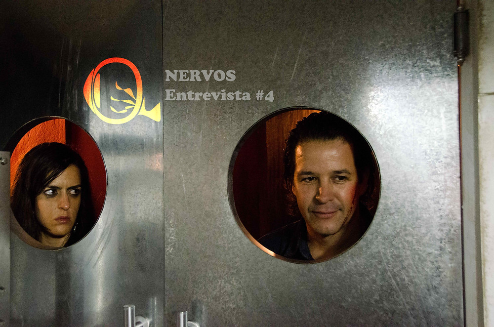 NERVOS Entrevista #4 | O Animal Cordial: Luciana Paes e Murilo Benício em cena do filme de Gabriela Amaral Almeida