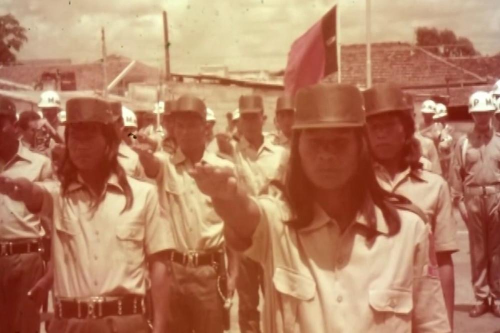 Cena do documentário nacional A Flecha e a Farda (2020), de Miguel Antunes Ramos | Foto: Divulgação