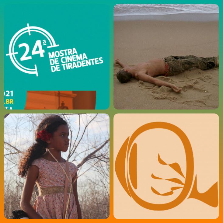 24ª Mostra de Cinema de Tiradentes: Oráculo (2021), filme catarinense de Melissa Dullius e Gustavo Jahn | Rosa Tirana (2020), longa baiano de Rogério Sagui | Fotos: Divulgação / Thais Cassia
