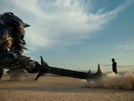 TRANSFORMERS: O ÚLTIMO CAVALEIRO | O cinema pós-moderno de Transformers