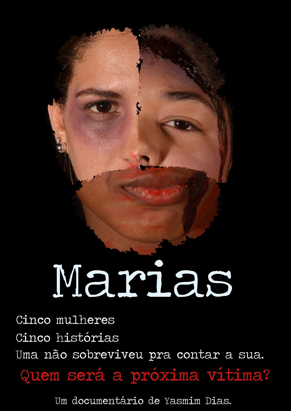 Cartaz do curta-metragem Marias (2017) | Divulgação