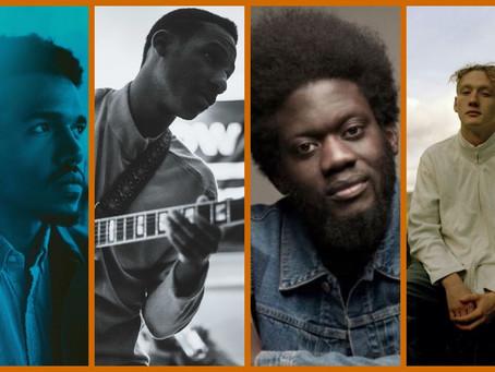 Benjamin Booker, Leon Bridges, Michael Kiwanuka e Yellow Days | As novas almas do Soul