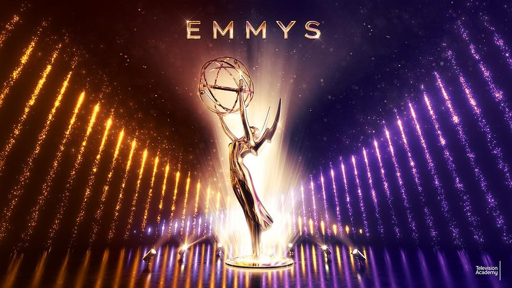 Arte principal do 71º Emmy Awards