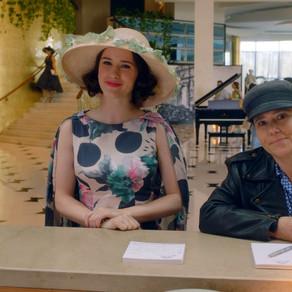 MARAVILHOSA SRA. MAISEL – 3ª temporada   Os limites do humor e da série