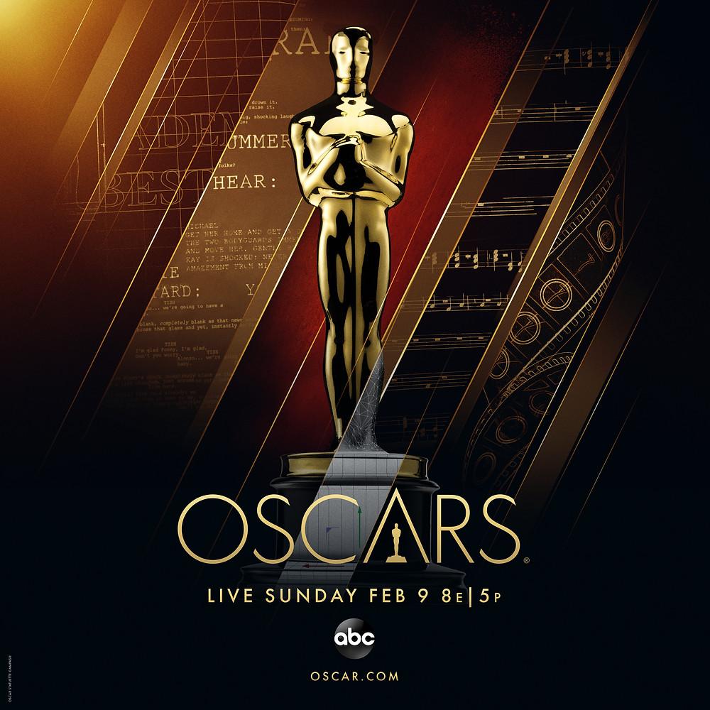 Logo do 92º Academy Awards: o Oscar 2020 se realiza no próximo dia 9 de fevereiro |Foto: Divulgação