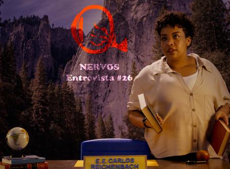 NERVOS Entrevista #26   NO CORAÇÃO DO MUNDO