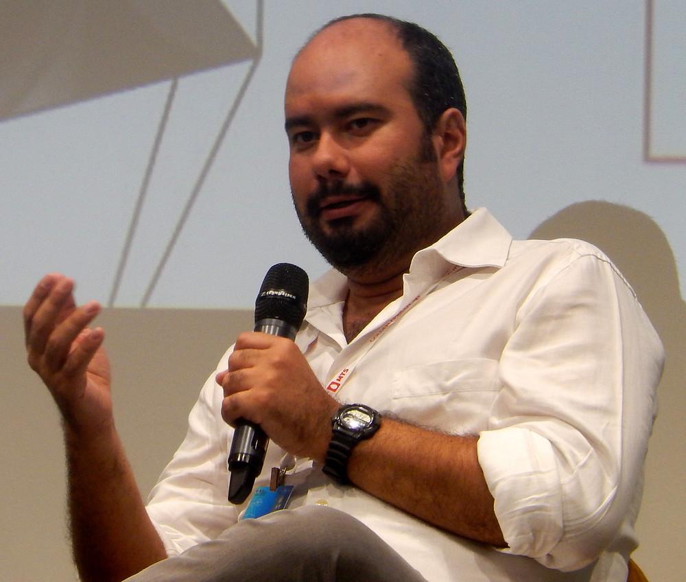 Cineasta colombiano Ciro Guerra