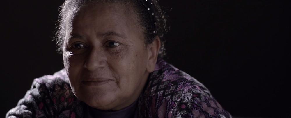 Maria Tugira Cardoso em cena do curta documentário Catadora de Gente (2018) | Foto: Divulgação (Festival É tudo Verdade)