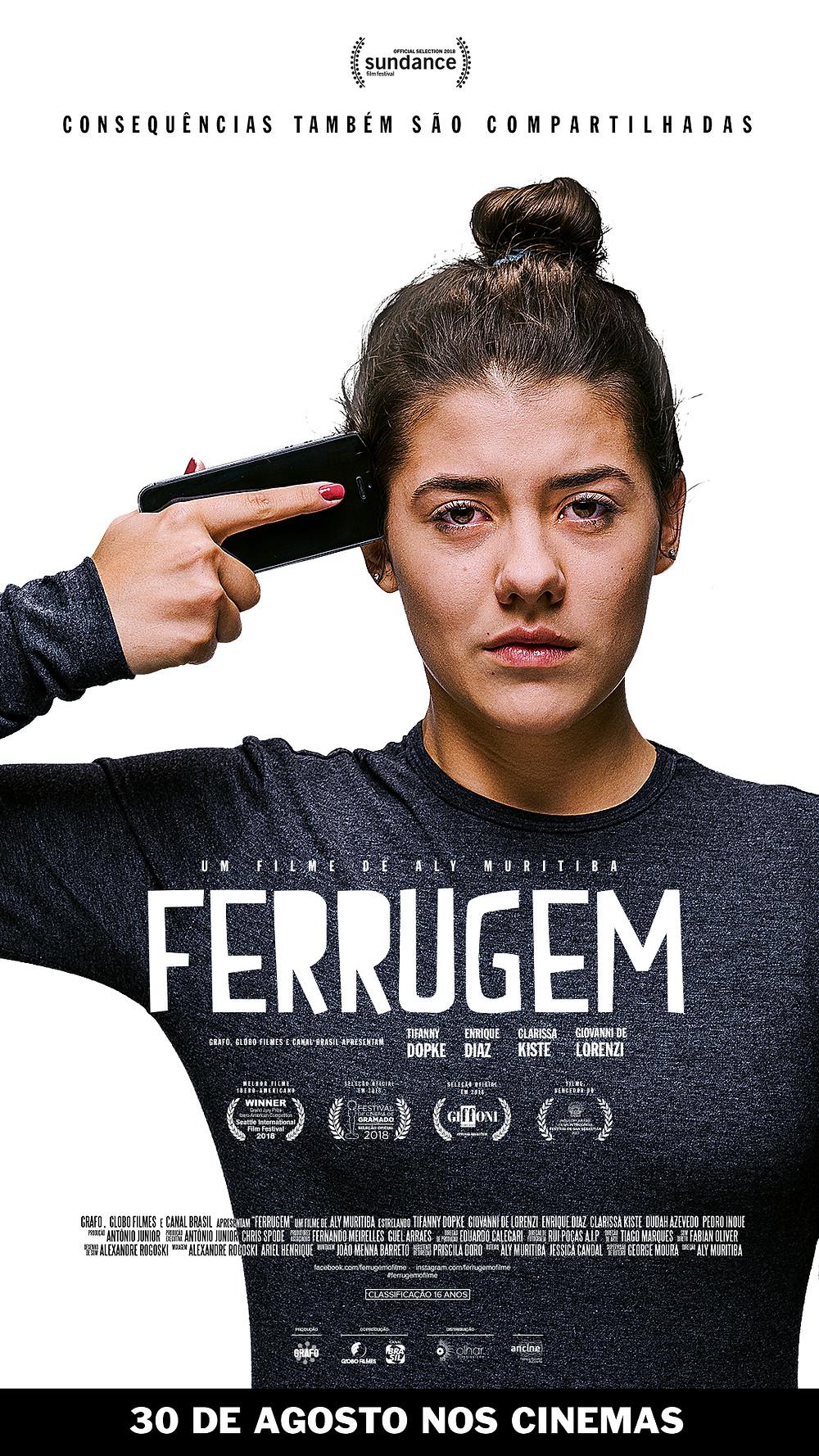 Cartaz de Ferrugem (2018)