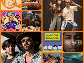 Resumão TV #72   Semana de 23 a 29/03