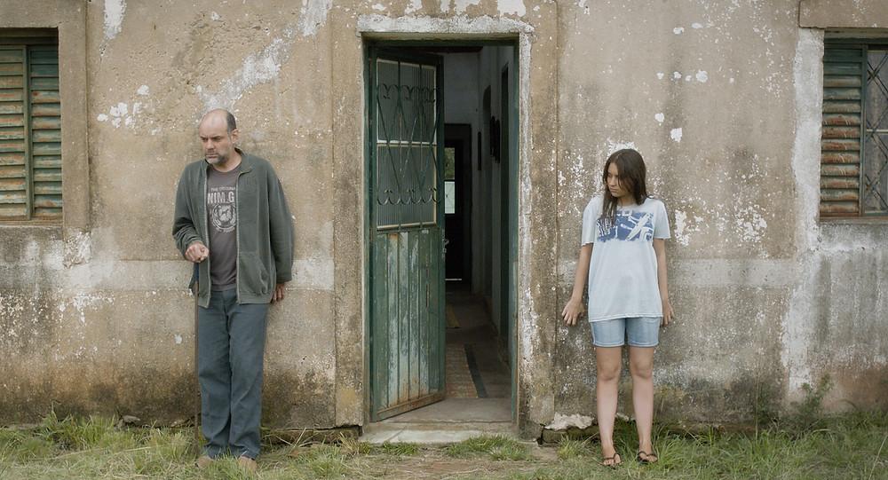 Marat Descartes e Maria Galant em cena do filme gaúcho Mulher do Pai (2016), de Cristiane Oliveira | Foto: Divulgação