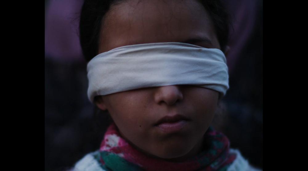 Cena do curta-metragem espanhol O Mártir (20200, de Fernando Pomares | Foto: Divulgação