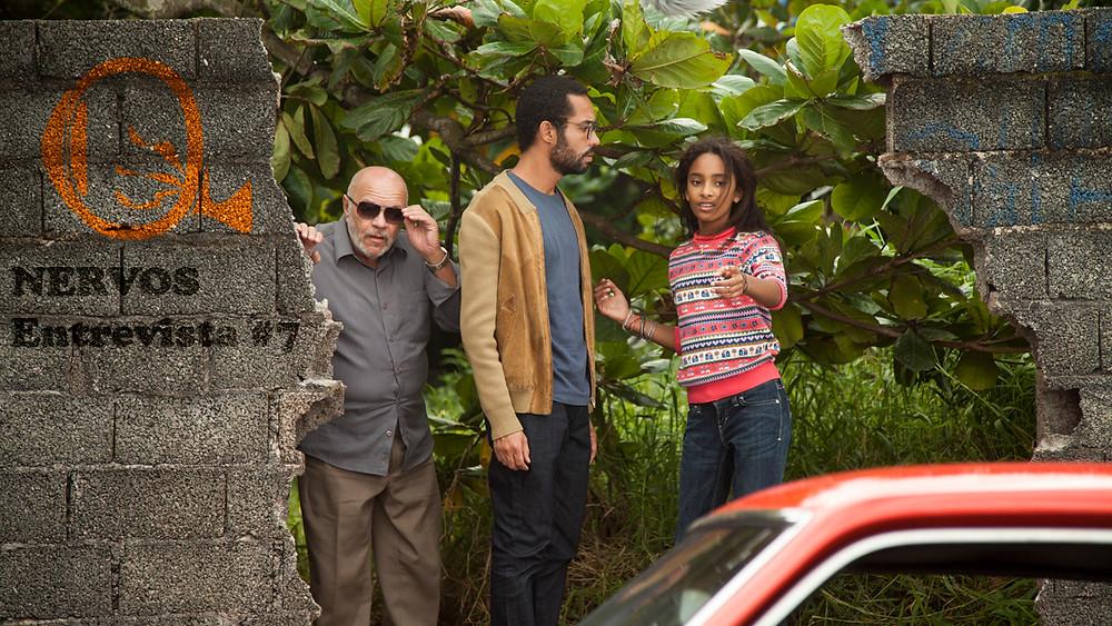 NERVOS Entrevista #7: Carlos Meceni, Silvio Guindane e Livia Santos em Mare Nostrum | Foto: Divulgação (Créditos: Aline Lara)