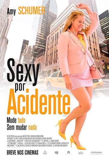 Cartaz de Sexy por Acidente (2018) | Divulgação (Paris Filmes)