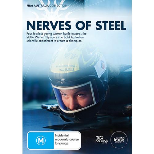 Cartaz de Nerves of Steel (2006)
