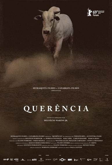 Cartaz do filme nacional Querência (2019) | Divulgação