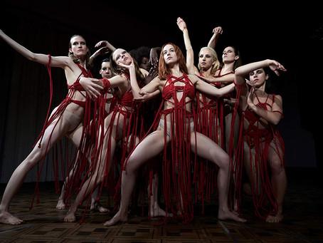 SUSPÍRIA – A DANÇA DO MEDO | Dançando com fantasmas