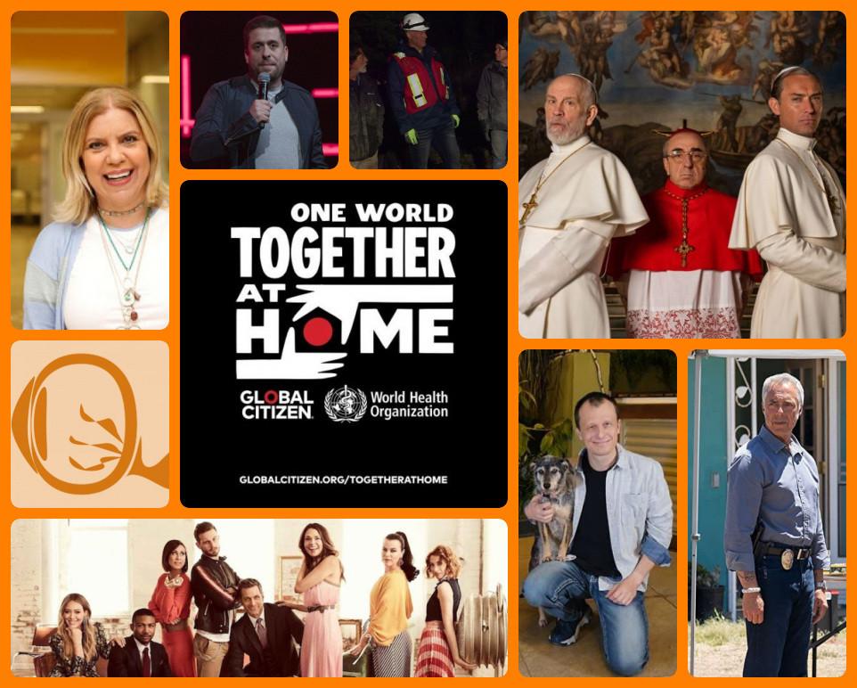 Resumão Tv #74: Chegadas e Partidas T10 | Maurício Meirelles: Levando o Caos | A Maldição de Oak Island S6 | The New Pope | One World: Together at Home |Especial Pets em Casa | Bosch S6 | Younger S6