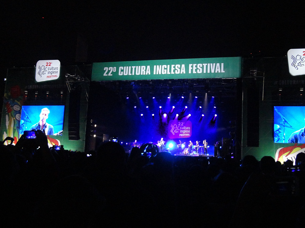George Ezra no 22º Cultura Inglesa Festival