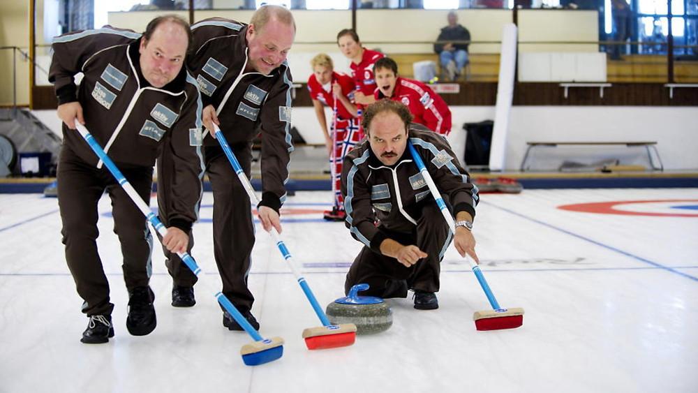 Cena de O Rei do Curling (2011)