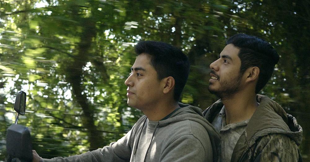 Enrique Salanic e Manolo Herrera no filme guatemalteca José (2018) | Foto: Divulgação (Mostra Internacional de Cinema em São Paulo)
