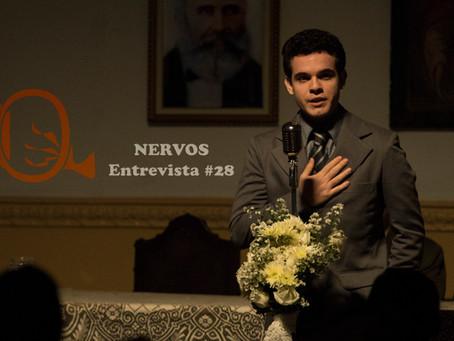 NERVOS Entrevista #28 | DIVALDO – O MENSAGEIRO DA PAZ