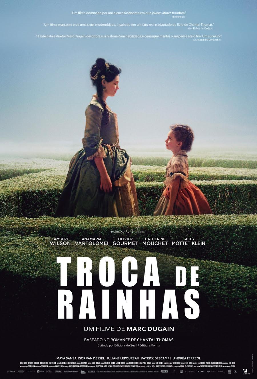 Cartaz de Troca de Rainhas (2017)