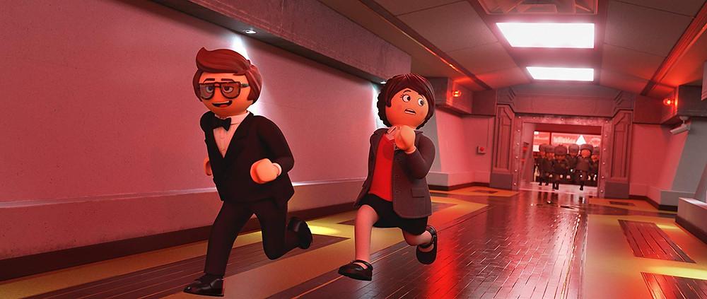 Cena do filme Playmobil – O Filme (2019) | Foto: Divulgação (Paris Filmes)