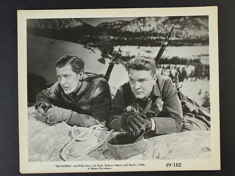 Foto de Ski Patrol (1940)