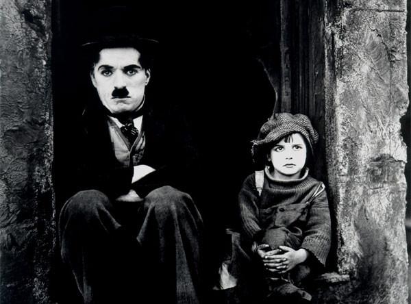 O Garoto (1921), de Charles Chaplin | Foto: Divulgação