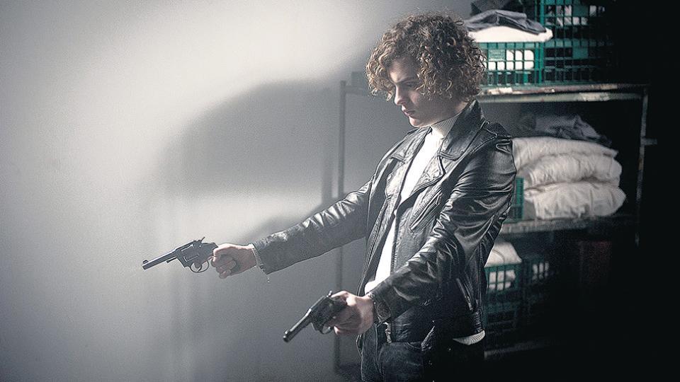Lorenzo Ferro no filme argentino O Anjo (El Ángel, 2018) | Foto: Divulgação