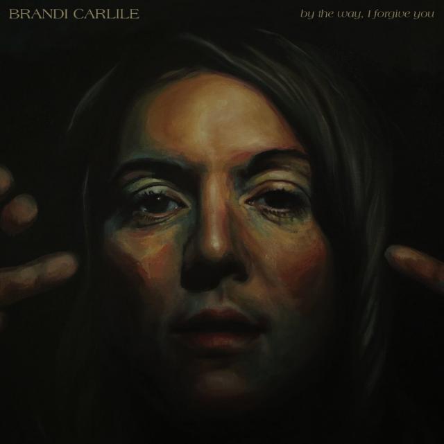 Capa do álbum By the Way, I Forgive You (2018), de Brandi Carlile | Divulgação