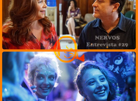 NERVOS Entrevista #29   ONDE QUER QUE VOCÊ ESTEJA + LUNA