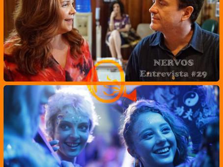 NERVOS Entrevista #29 | ONDE QUER QUE VOCÊ ESTEJA + LUNA
