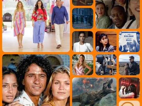 Resumão TV #61 | Semana de 11 a 17/02