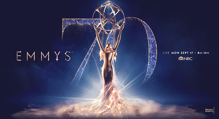 Logo do 70º Emmy Awards