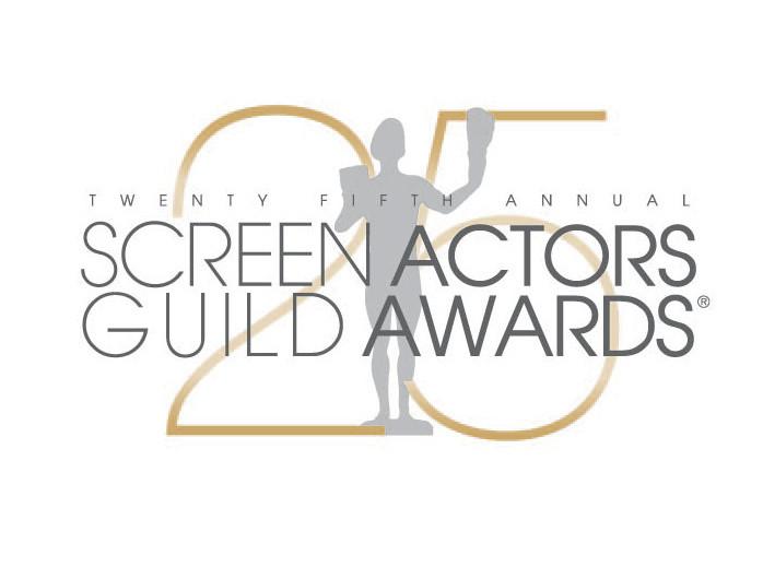 Logo da 25ª edição do SAG Awards | Divulgação (SAG)