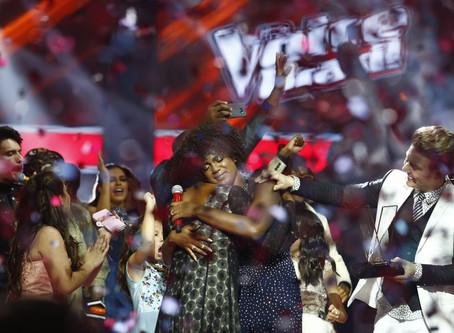 THE VOICE BRASIL   Temporada de boas vozes prejudicadas pela edição