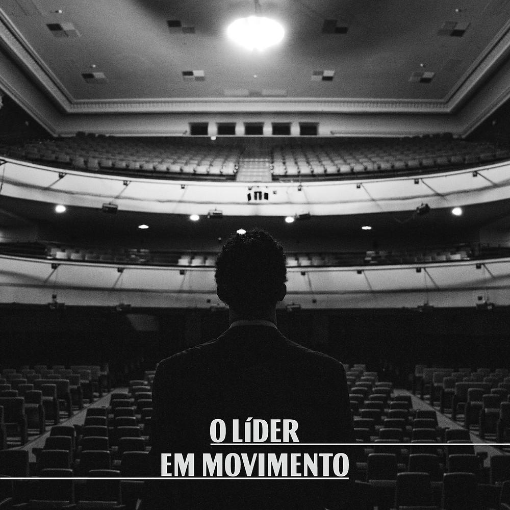 Capa do disco O Líder em Movimento (2020), terceiro álbum do rapper carioca BK' | Foto: Divulgação (Pirâmide Perdida / Créditos: João Victor Medeiros)