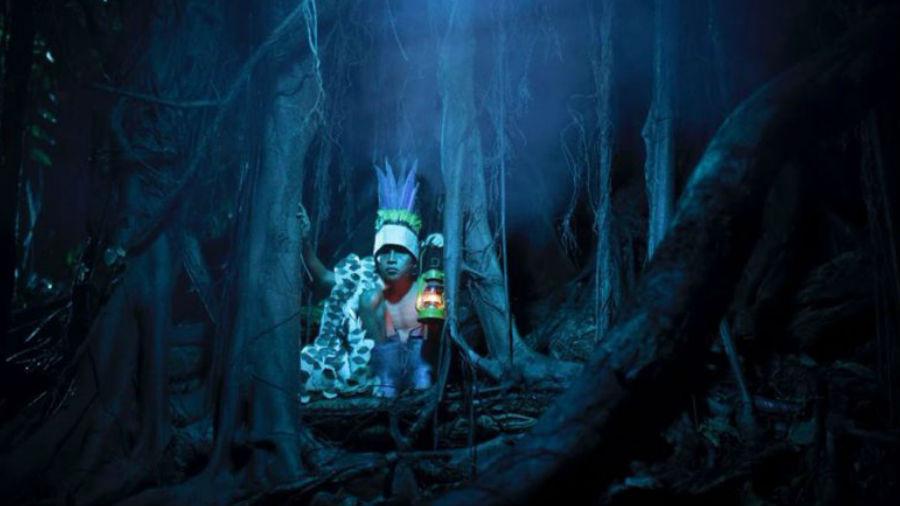 Wilson Cruz Isminio em cena do curta-metragem peruano O Silêncio do Rio (2020), de Francesca Canepa | Foto: Divulgação