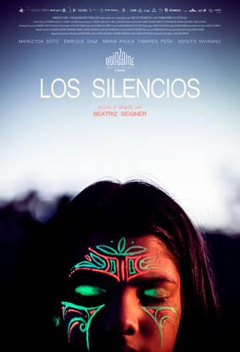 Cartaz de Los Silencios (2018)   Divulgação