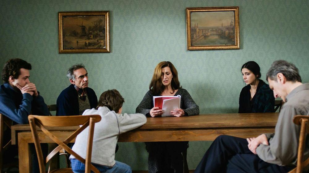 Cena do filme georgiano Scary Mother (2017) | Foto: Divulgação (Mostra SP)