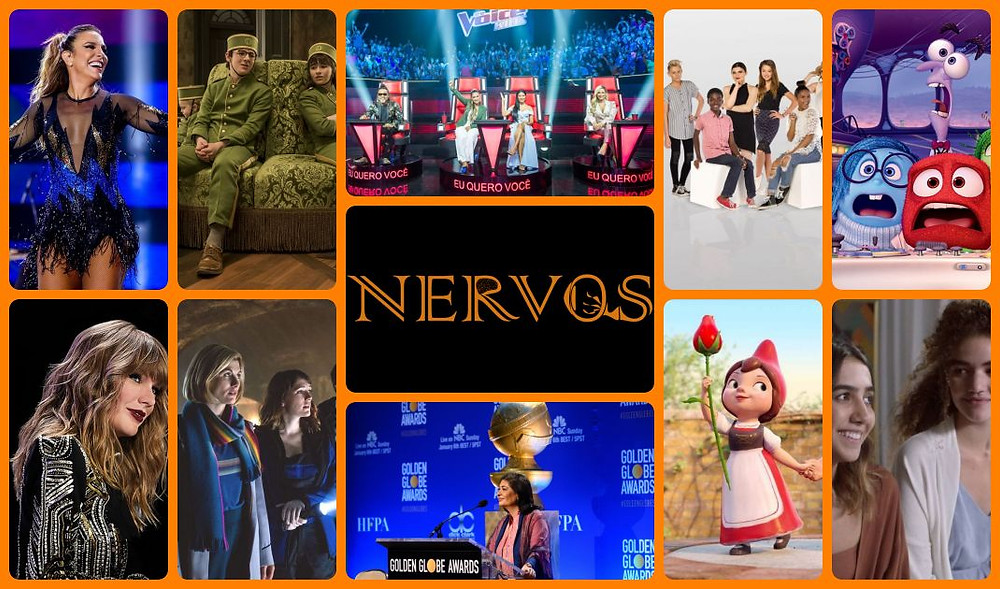 Resumão TV #57: Ivete Sangalo na Virada | Lemony Snicket – Desventuras em Série T3 | The Voice Kids 2019 | Final de Project Runway: Junior | Divertida Mente | Taylor Swift reputation Stadium Tour | Especial Resolution do Doctor Who | Globo de Ouro | Gnomeu e Julieta: O Mistério do Jardim | Ana e Vitória |