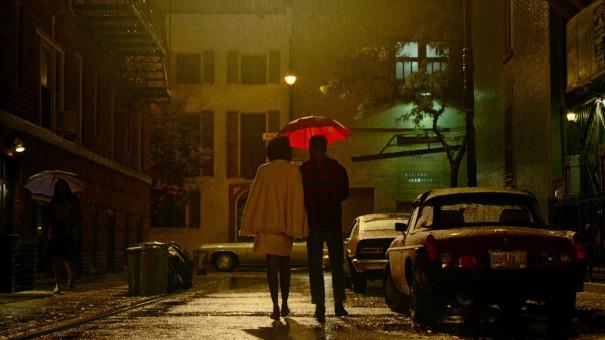 KiKi Layne e Stephan James em cena do filme Se a Rua Beale Falasse (2018) | Foto: Divulgação (Sony Pictures)