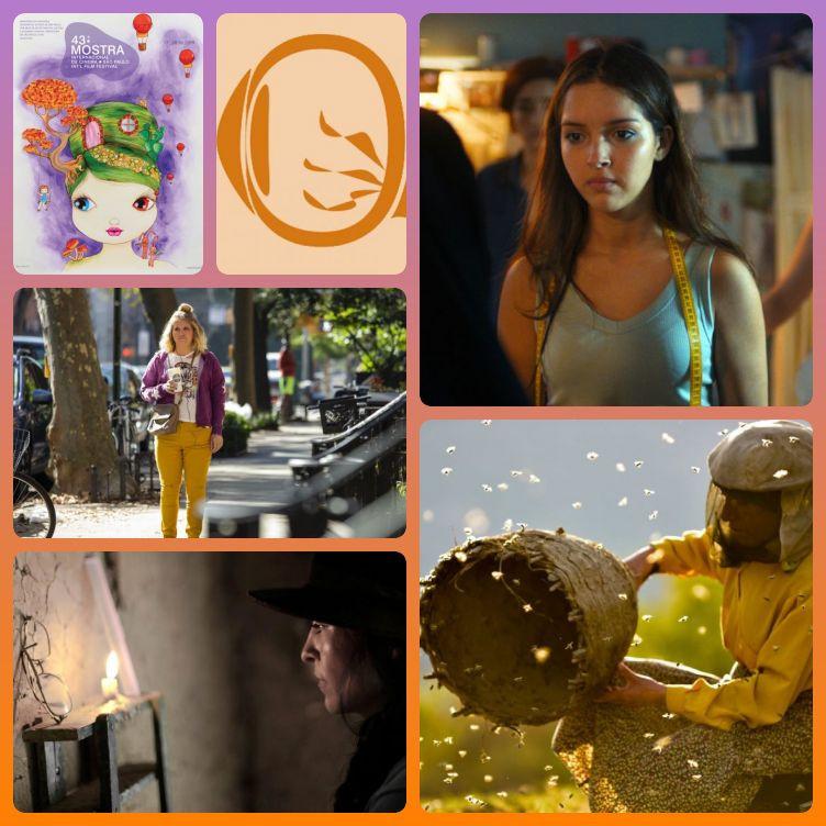 Mostra SP 2019 - Dia 1: o filme argelino Papicha (2019) | o norte-americano A Maratona de Brittany (2019) | o macedônio Honeyland (2019) | o peruano Mataindios (2018)