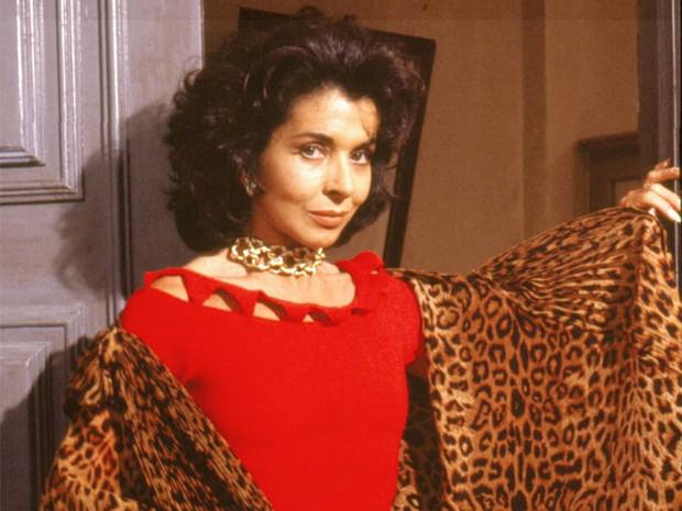 Betty Faria na novela Tieta (1989-90) | Divulgação (Globo)